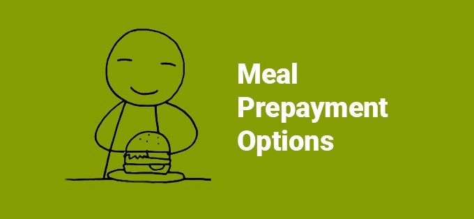 Prepay Your Student's Meals
